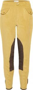 CARLA PRIMEROSE YELLOW PANTS