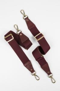 burgundy gold for backpack