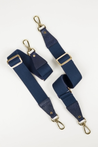 navi blue gold for backpack