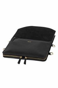 Bo Bardi Black laptopbag