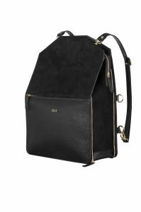 Bo Bardi Black rucksack