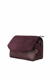 Bo Bardi Plum handbag