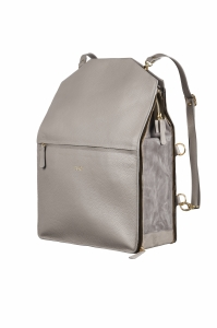 Bo Bardi Taupe rucksack