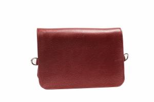 Sejima red folded front