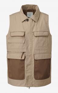 William Pocket Jacket(Avtagbara ärmar)