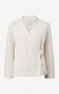 SaraLi Wrap Sweater