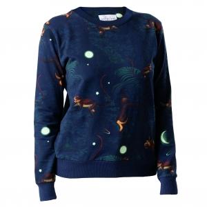 Space Monkey sweater