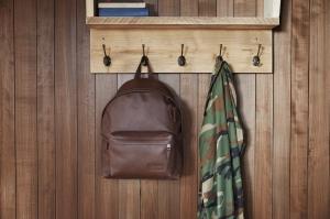 AW19 Leather PaddedPakr