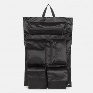 Poster Backpack satin black