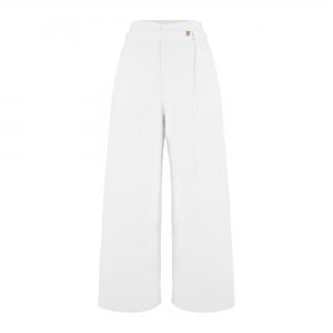 Florence Pants White Dove