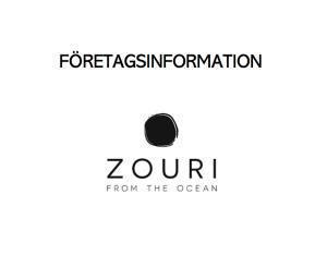 Företagsinformation - Zouri Shoes