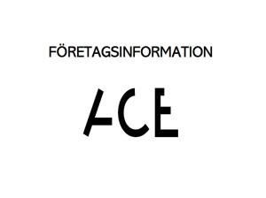 Företagsinformation - The Ace Bag