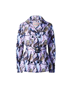 Womens original refined trench jacket