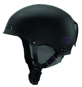K2SKI F17 Helmet Emphasis Black