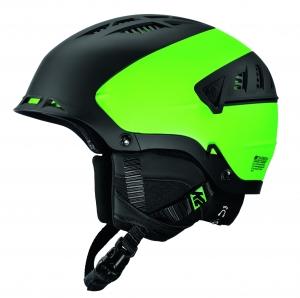 K2SKI F18 Helmet Diversion Green-Black
