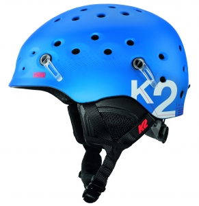 K2SKI F18 Helmet Roate Blue