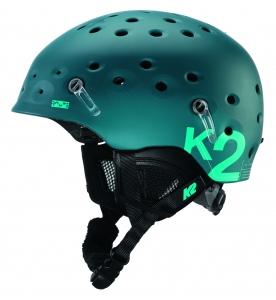 K2SKI F18 Helmet Route Spruce