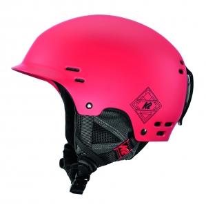 K2SKI F18 Helmet Thrive Red