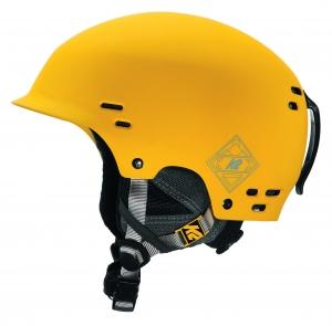 K2SKI F18 Helmet Thrive Yellow