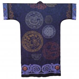 1 Kueen Kimono Porcelain Dreams  Back