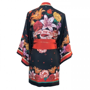 Jag har mens Kimono (Baksida)