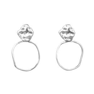 Bubble-gum drop Earrings