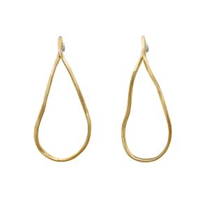 Imperfect Drop earrings