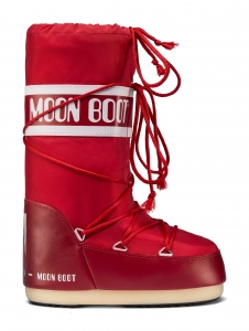 MOON BOOT CLASSIC RED