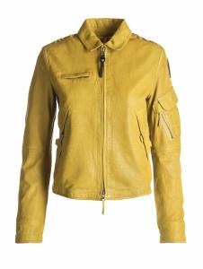 Jacka Stalker Leather