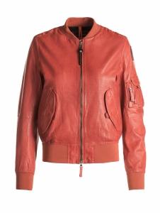 Jacka Fleur Leather
