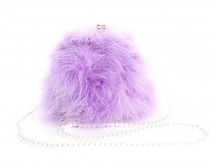 Purple Pearl Bag