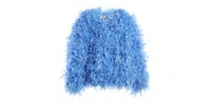 Feather Dream Jacket Crayon