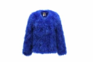 Feather Jacket
