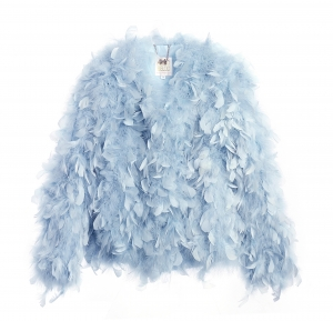 Feather Dream Water blue