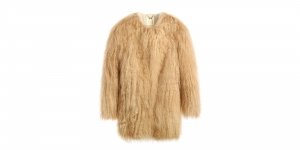 Mongolian coat sweet eclair