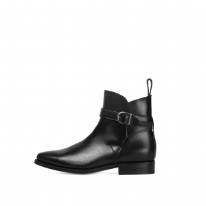 Primeboots Ascot Cow Leather Black