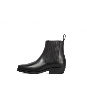 Primeboots Astrid Pull Up Black