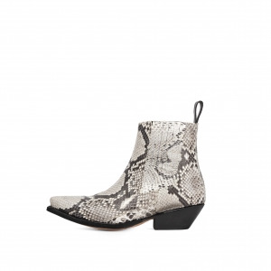 Primeboots Jerry Python Natural