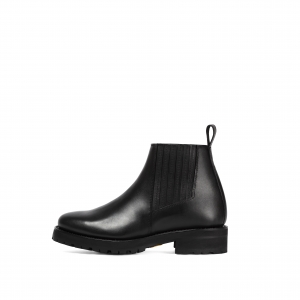 Primeboots Leighton Pull Up Black