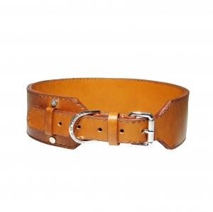 Heavy Duty Belt Cognac