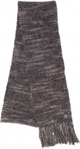 RITA-SCARF BROWN-MELANGE S77302-792