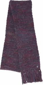 RITA-SCARF WINE-MELANGE S77302-597