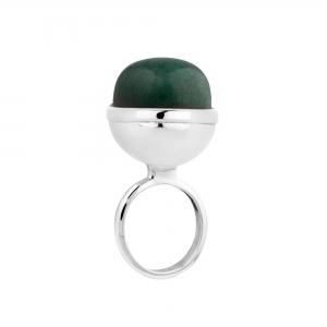 Sphere Ring Aventurine