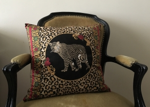 Jungle Roses chair