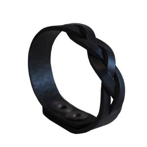 Braid Bracelet Black
