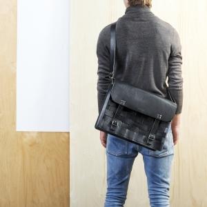 Eduards Accessories Näver Backpack Black2