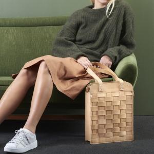 Eduards Accessories Näver Big Shoulder Bag Nature2