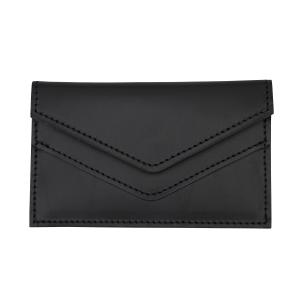 Eduards Accessories Skiffer Wallet Black front
