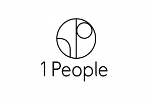 Green Little Heart - 1 People